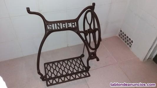 Pedal de hierro singer