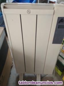 Se venden dos radiadores eléctricos