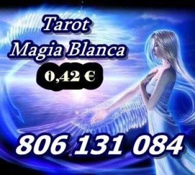 Tarot económico y bueno 0,42€ videncia MAGIA BLANCA 806