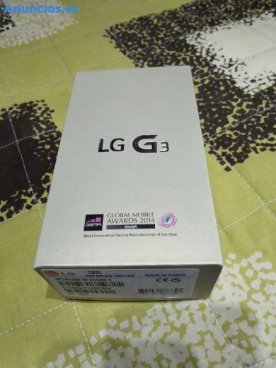 VENDO MOVIL LG G3
