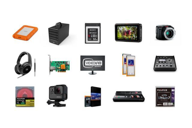 Videolab Shop, nueva tienda online venta de material