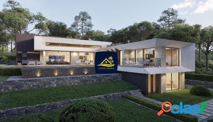 Impresionante Villa Contemporanea en Javea ⚜ COSTA HOUSES