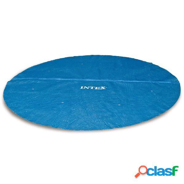 Intex Cubierta solar para piscina redonda 549 cm 29025