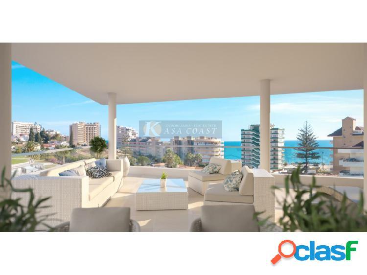 Promoción de pisos en construcción en venta en