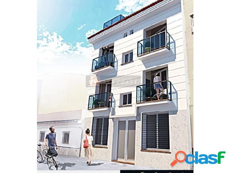 Promoción de pisos en venta en construcción en 2º línea