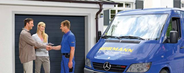 ¿Quieres ser distribuidor de Hörmann?