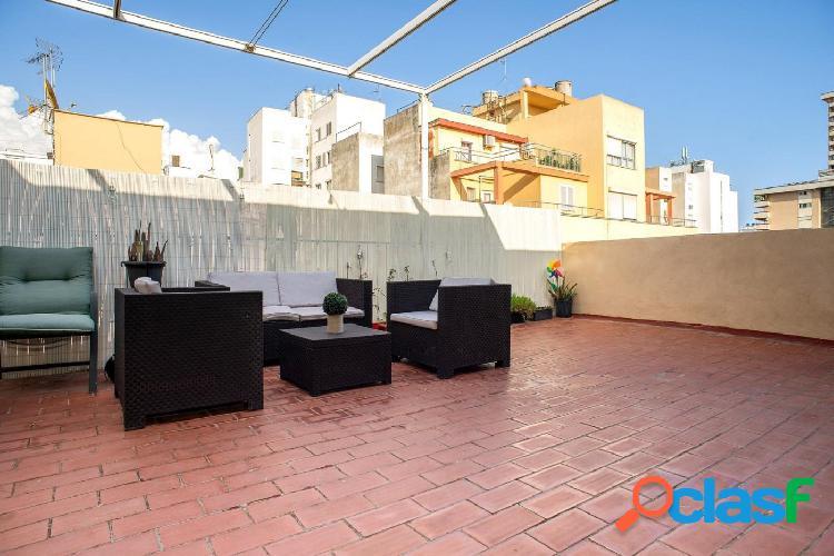 Ático en Venta con Terraza en Es Fortí, Palma