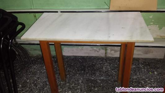 Vendo mesa de marmol