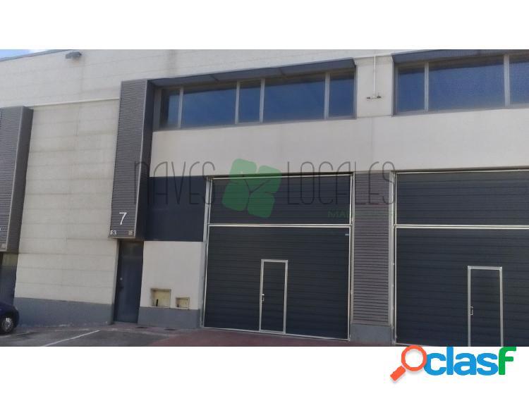 Alquiler y Venta de Nave Industrial situada en Leganés, en