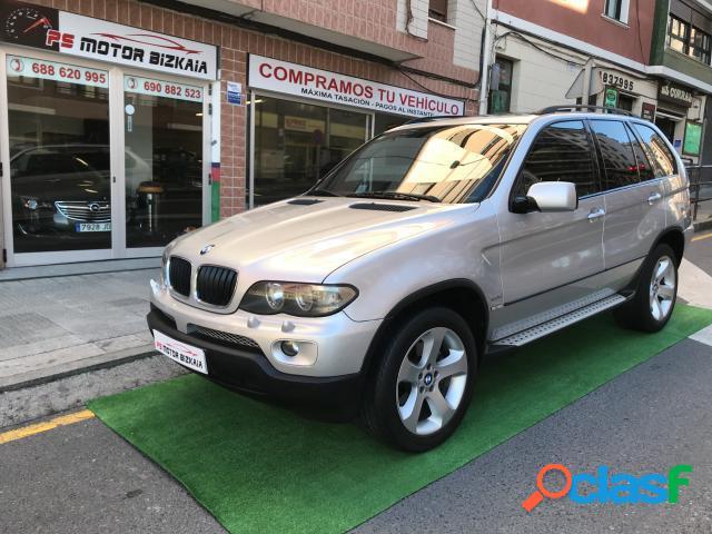 BMW X5 diesel en Santurtzi (Vizcaya)
