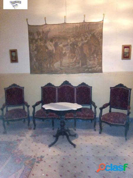 HISTÓRICA CASA PALACIEGA EN PLENO CENTRO DE BOCAIRENT