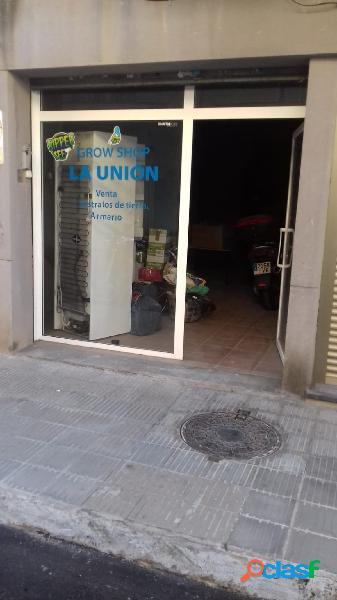 LOCAL COMERCIAL EN VENTA Y ALQUILER EN OLESA DE MONTSERRAT