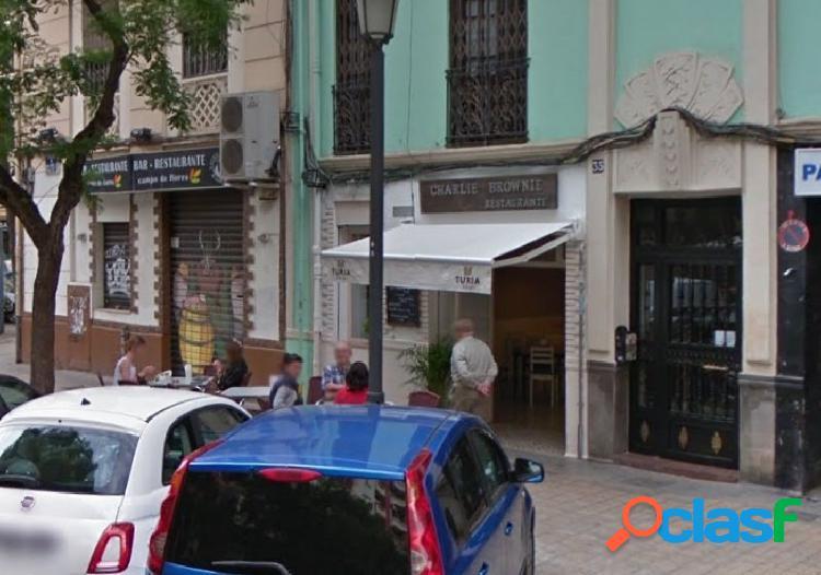 Local comercial en el centro de Valencia