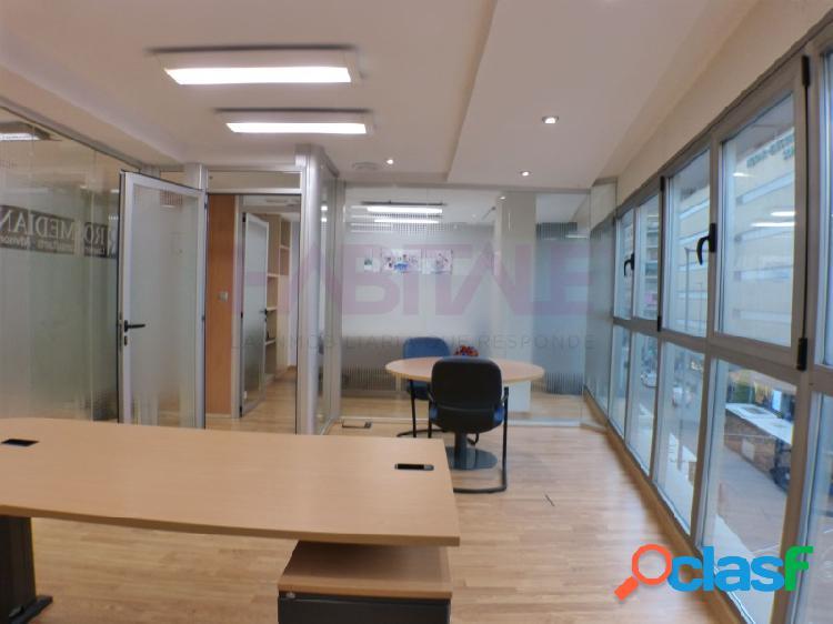 Oficina en alquiler en fantástica zona centro de Alicante.