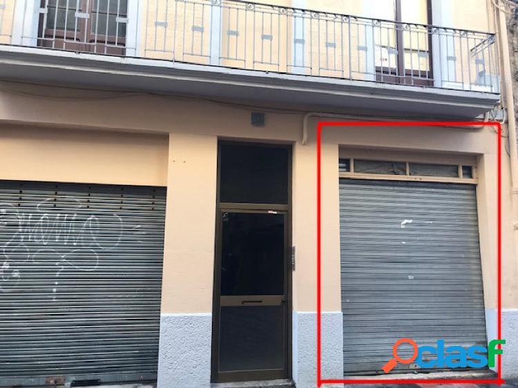 PARKING Y/O TRASTERO EN EL CENTRO DE REUS