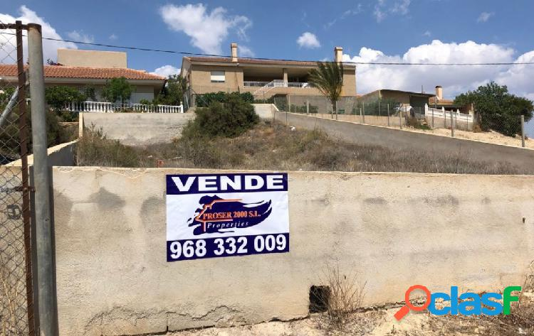 Parcela urbana en venta en Cañada de Gallego