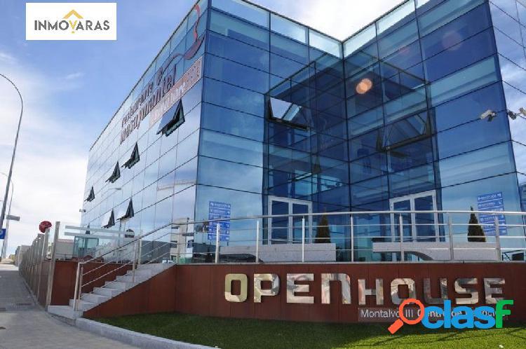 Se venden oficinas en el Centro de negocios OpenHouse