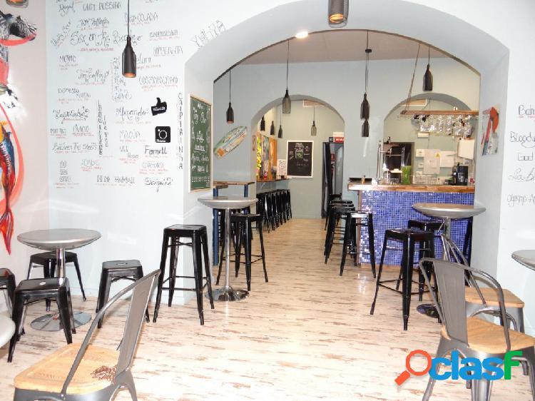 Traspaso de Bar/Cafetería en Santa Catalina