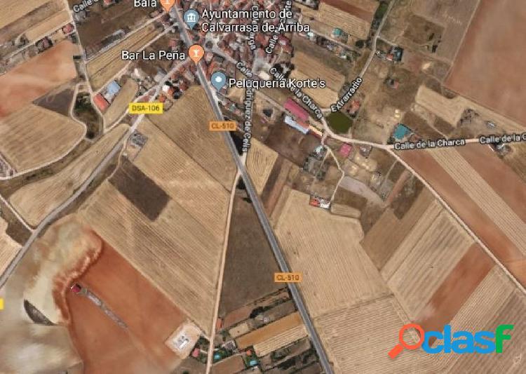 Urbis te ofrece terreno rústico en Calvarrasa de Arriba