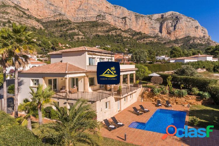 Villa Mediterránea en MONTGO Javea | Sur con Vistas al