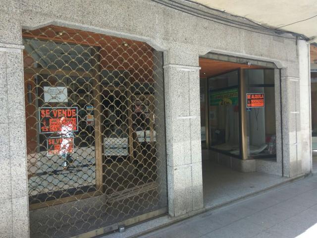 Alquiler o venta de local, acondicionado como tienda de ropa
