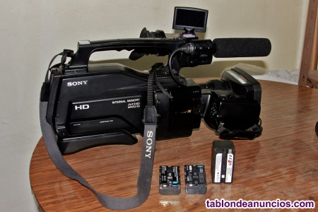 Camara de video profesional