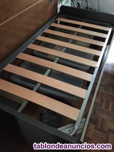 Oferta estructura para cama de x y somier