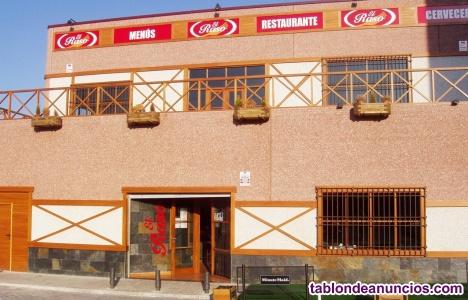 Se vende restaurante en san agustin del guadalix