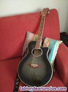 Vendo guitarra electro acústica hyundai