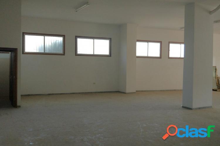 351 m² DE LOCAL EN ZONA CÉNTRICA Y BIEN COMUNICADA