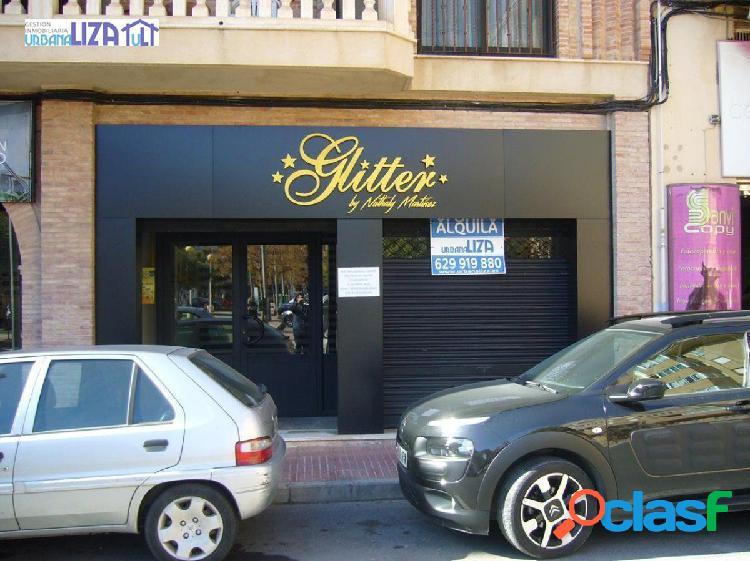 ALQUILER LOCAL EN EL CENTRO DE SAN VICENTE !!!