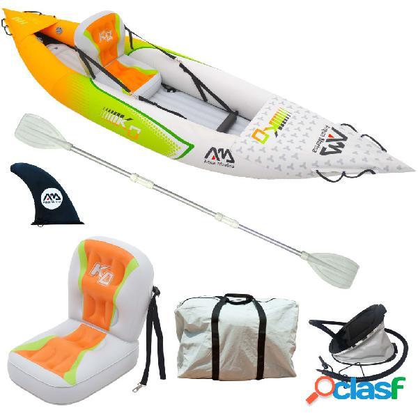 Aqua Marina Kayak inflable Betta HM K0 para 1 persona