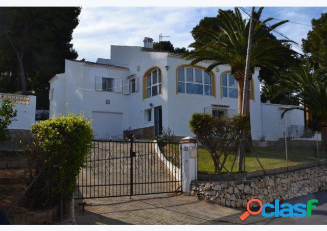 Casa-Chalet en Venta en Javea Alicante