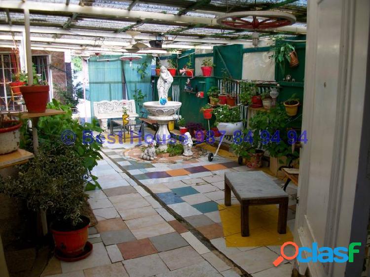 Casa de campo en Valverde de la Virgen.
