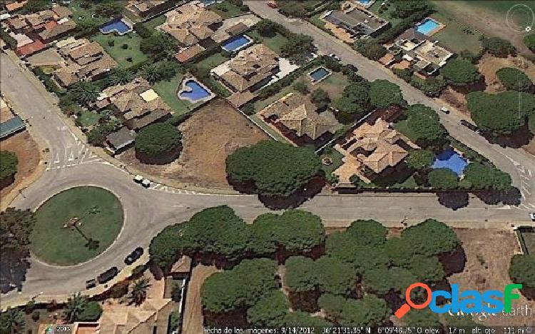 En venta parcela urbana directa en la zona del novo sancti
