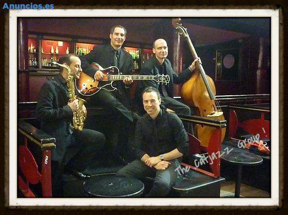 Grupo De Jazz Y Bossa Nova Para Bodas Y Eventos