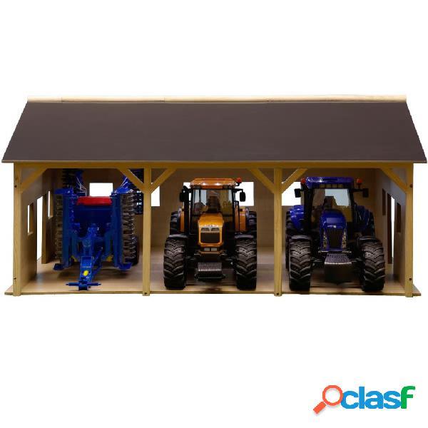 Kids Globe Granero para tractores 1:16 610340