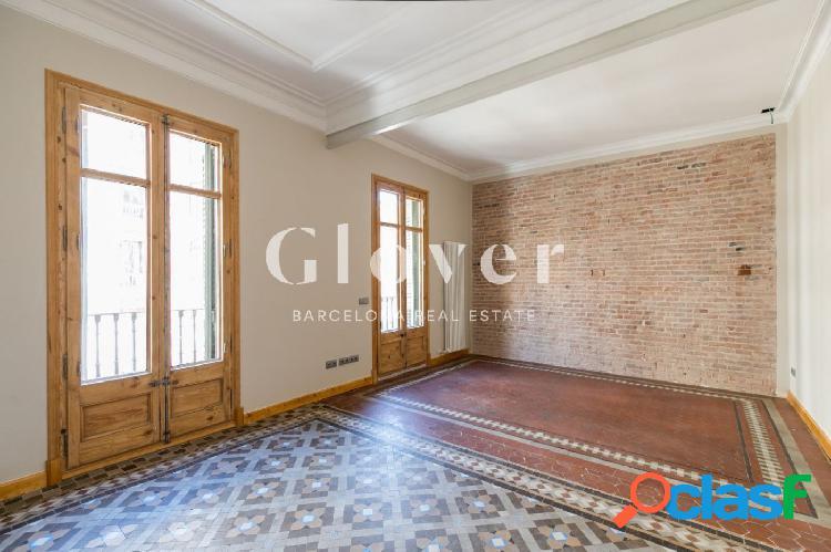 Maravilloso piso en alquiler en Enric Granados