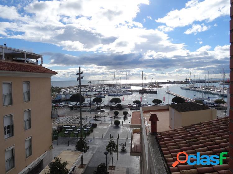 Piso con vistas al mar en el puerto de Cambrils