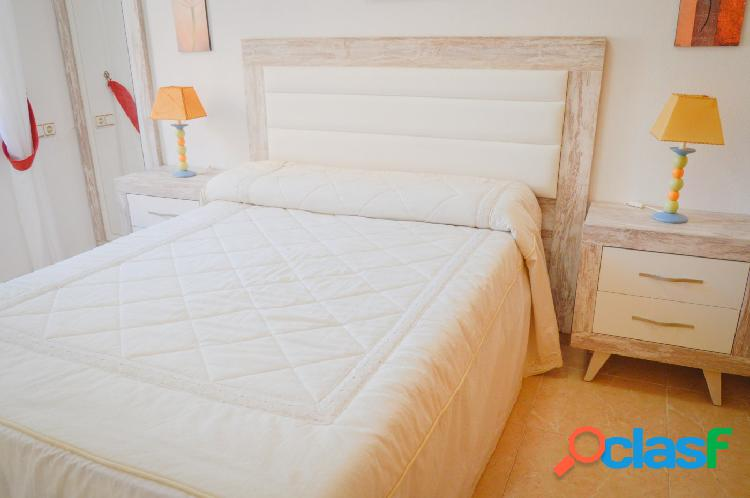 Piso de 1 dormitorio como nuevo, a un paso de la Playa del