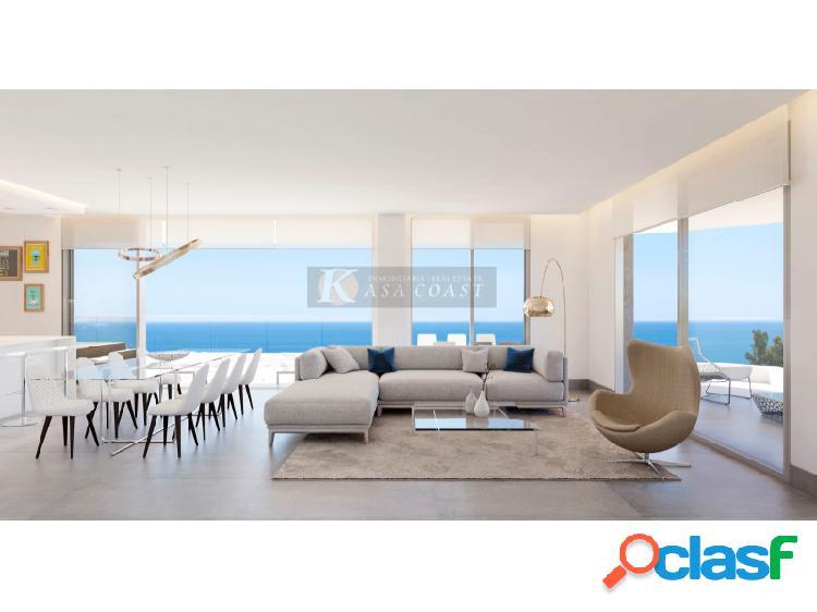 Promoción de pisos en venta de 1, 2 y 3 dormitorios en la