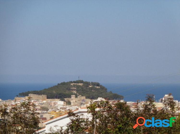 Solar urbano en Venta en Denia Alicante Ref: 023-V
