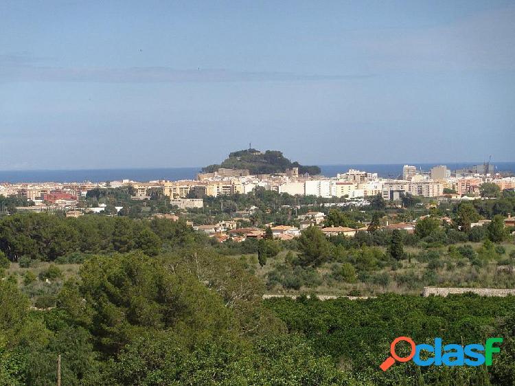 Solar urbano en Venta en Denia Alicante Ref: 045-V