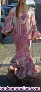 Vendo traje de flamenca aires de sevilla