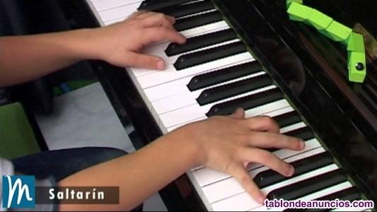 Clases de piano y solfeo