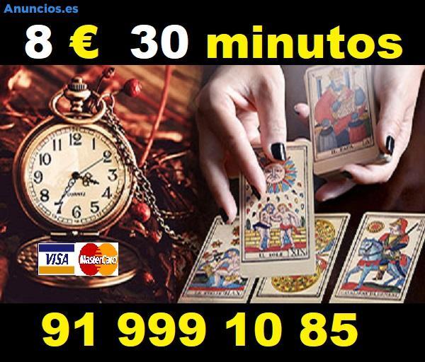 Confianza Y Seriedad 8 '� Los 30 Minutos