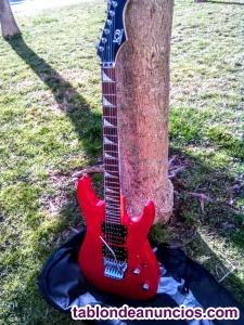 Guitarra eléctrica kobrat