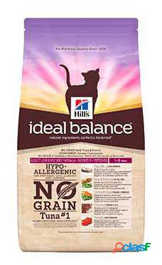 Hill's IB feline adult no grain atún y patata 2 KG