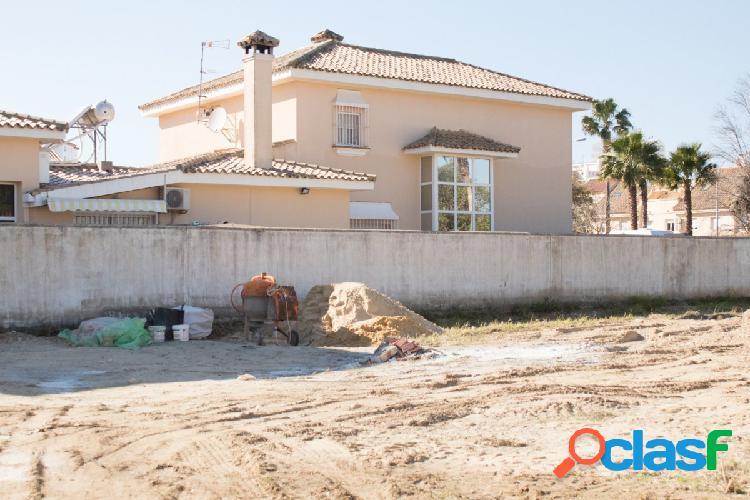 Oportunidad Parcela Urbana en playa Valdelagrana
