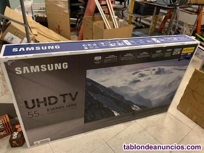 Vendo televisor samsung 55 pulgadas nueva sin estrenar